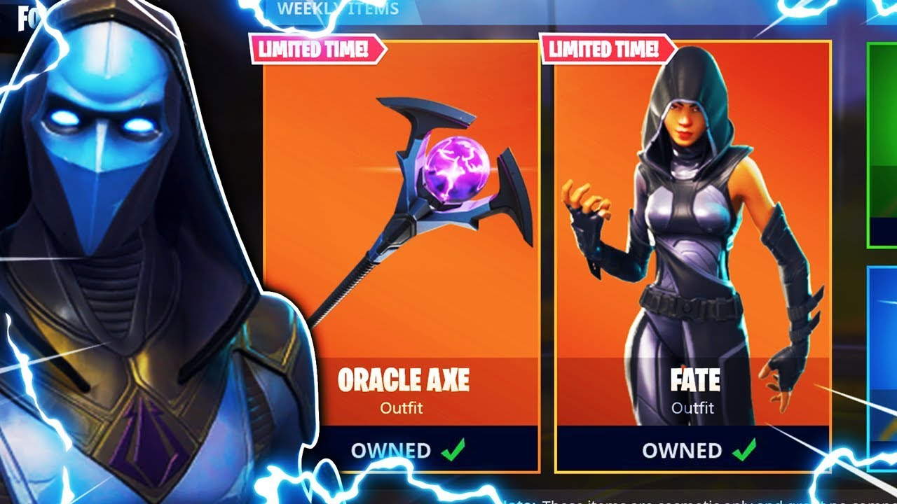 Earn The Omen Skin