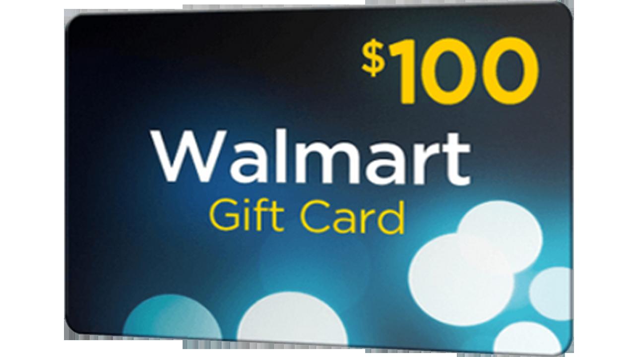 Get Free Walmart Gift Card